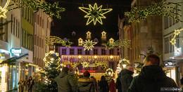 Trotz Freitag, dem 13.: Viel Trubel auf dem Weihnachtsmarkt - Bilderserie