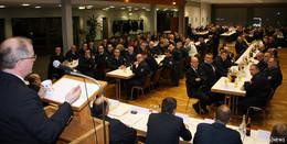 Unermüdlich im Einsatz im Hessentagsjahr: Feuerwehren ziehen Bilanz