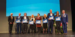 IHK Fulda verleiht Prädikate Gesund arbeiten in FD beim Jahresempfang