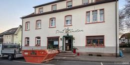 Trotz Renovierungsarbeiten: Drei Linden ab Montag wieder geöffnet