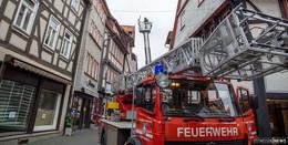 Dachstuhlbrand in Fachwerkhaus schnell unter Kontrolle gebracht
