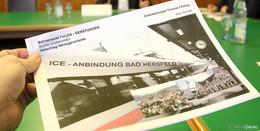 Neubaustrecke: Bad Hersfelder Trassenvorschlag ist weiter im Rennen