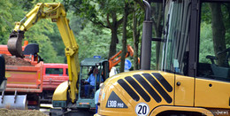 Zwischen Kleinsassen und Oberbernhards: Sanierung in zwei Bauabschnitten
