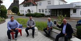Digitale Dorflinde: Alle 13 Ortsteile mit freiem WLAN Zugang ausgerüstet