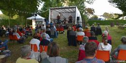 Shiregreen-Konzert: Traumgarten-Festival in wunderbarer Location