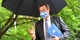 MP sieht Gefahr von 2. Lockdown und will höhere Strafen für Maskenverweigerer