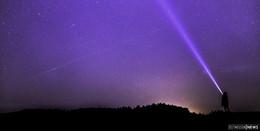 Mehrere O|N-Leser melden: Unbekannte Flugobjekte am Nachthimmel