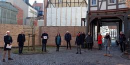 SPD nimmt Kirchtorensemble ins Visier: Schandfleck in der Stadt beseitigen