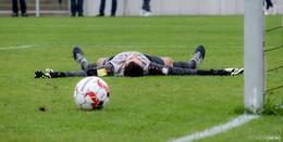 Der Hessische Fußball-Verband steht vor Abbruch der Meisterschaftsrunde