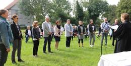 Kirchengemeinden im Dekanat Vogelsberg führen neue Kirchvorstände ein