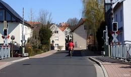 Vollsperrung von Bahnübergängen in Eichenzell und Lütter