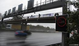 Nach Autobahnbesetzung: 30 A49-Gegner in Gewahrsam - Sperrungen aufgehoben