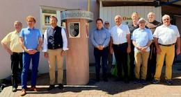 Viermal Poppenhausen in Franken, Baden, Thüringen und Hessen