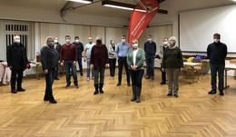 SPD stellt Kandidaten vor - Soziale Medien begleiten Wahlvorbereitung