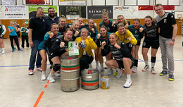 HSG Großenlüder/Hainzell gewinnt Hochstift-Cup