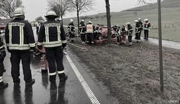Nach Diebstahl bei der Feuerwehr Angersbach: Im Notfall nicht einsatzfähig