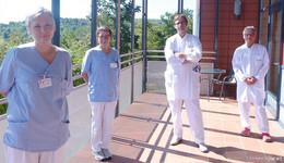 Krankenhaus Eichhof baut Abteilung für Altersmedizin weiter aus