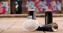 Spraydosen und Campinggasbehälter nicht über den Hausmüll entsorgen