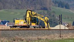 Zwei Bahnübergänge bei Bronnzell voll gesperrt
