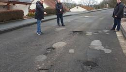 CDU Neuenstein fordert zusätzliche Mittel für den Straßenbau