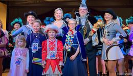 Prinzenpaar Sven und Verena regieren in diesem Jahr in Hilders