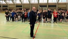 Völkerball-Turniere der Kreisjugendfeuerwehr begeistern den Nachwuchs