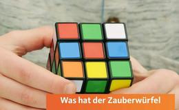 CDU ist empört: Kauft euch Zauberwürfel, dann seid ihr erstmal beschäftigt!
