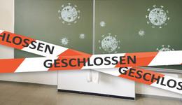Steigende Infektionszahlen: Ab Mittwoch sind alle Schulen im Kreis dicht!