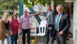 Lokale Initiativen fördern: 5.000 Euro für den Dorfladen Oberellenbach