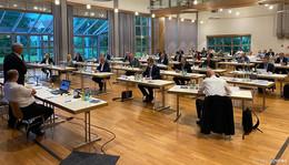 Beratungen zur Wirtschaft in Osthessen und im Main-Kinzig-Kreis