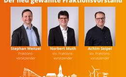 CDU-Fraktion startet in die neue Wahlperiode: Zukunft weiter stark gestalten