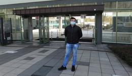 Abiturient Niklas Schäfer zieht erste Bilanz: Prüfungstag lief ganz entspannt ab