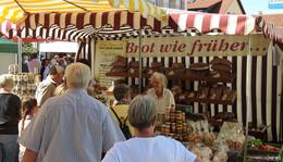 Gersfelder Herbstfestival: Bauernmarkt lockt zahlreiche Besucher