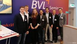 Hochschule Fulda erfolgreich im Logistik Masters Wettbewerb