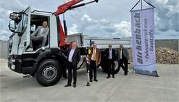 Start mit einem Lastwagen: 65 Jahre Transportunternehmen Birkenbach