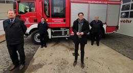 Neues Einsatzfahrzeug der Freiwilligen Feuerwehr: Meilenstein für Brandschutz