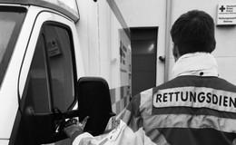 Er kam als Retter und ging als Engel: Sanitäter (61) stirbt während Einsatz