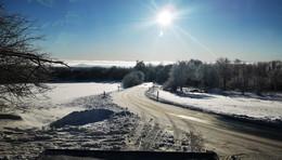 Wintertraum am Eisenberg lädt zum Spazierengehen ein