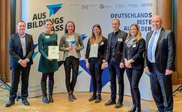 Fuldaer Handelsunternehmen unter Deutschlands besten Ausbildern