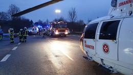 Tödlicher Unfall bei Atzenhain: Dacia-Fahrerin (56) erliegt ihren Verletzungen