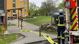 Entstehungsbrand im Keller: Lage schnell unter Kontrolle
