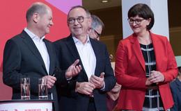 SPD-Basis will Saskia Esken und Norbert Walter-Borjans an der Partei-Spitze