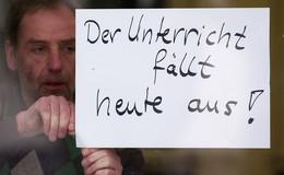 Wegen Sturmtief: Nahezu Komplettausfall an Schulen in Osthessen - Übersicht