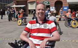 Vorsitzender des Fuldaer Behindertenbeirates Hanns-Uwe Theele tritt zurück