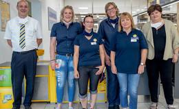15 Jahre Post-Partner-Filiale im Leinweber Baucentrum: Nahversorger vor Ort