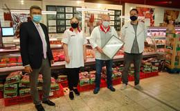 Ausbildungszertifikat für Fleischerei S & S - Wir würden noch einen nehmen!