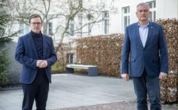 Landrat Woide und Vize Schmitt klären auf: 500 neue Fälle im privaten Umfeld!