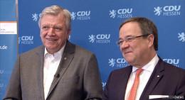 CDU-Vorstand votiert für Laschet als Kanzlerkandidat - Wie reagiert Söder?