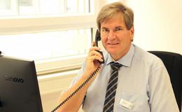 Rolf Weigel neuer kaufmännischer Geschäftsführer des Hersfelder Klinkums