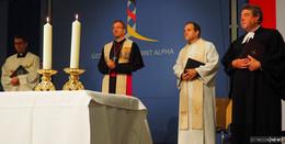 Ökumenischer Gottesdienst auf Point Alpha: Es ist ein Tag der Dankbarkeit